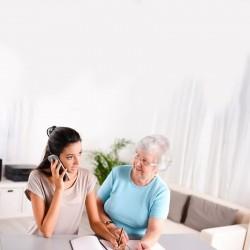 Emisión y Gestión de Llamadas Salientes en un Servicio de Teleasistencia